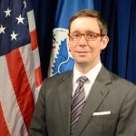 Official FEMA Portrait of Roy E. Wright, Deputy Associate Administrator for Insurance and Mitigation (FIMA)